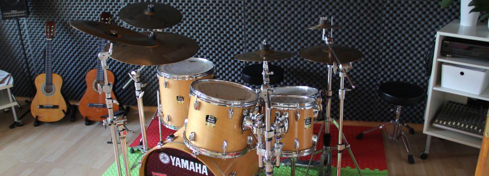Musikschule Niebüll | Schlagzeugunterricht