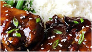 Teriyaki chicken.JPG