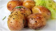 Steam roasted potato herb.JPG