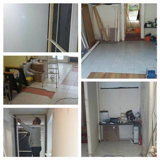 Our refurbishment...