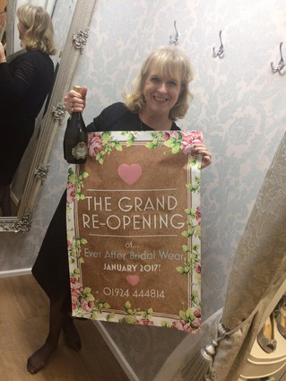 Our Grand Re-opening!