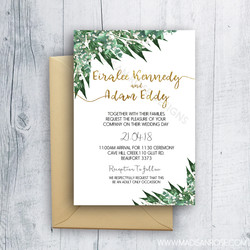 Gumtree Invitation