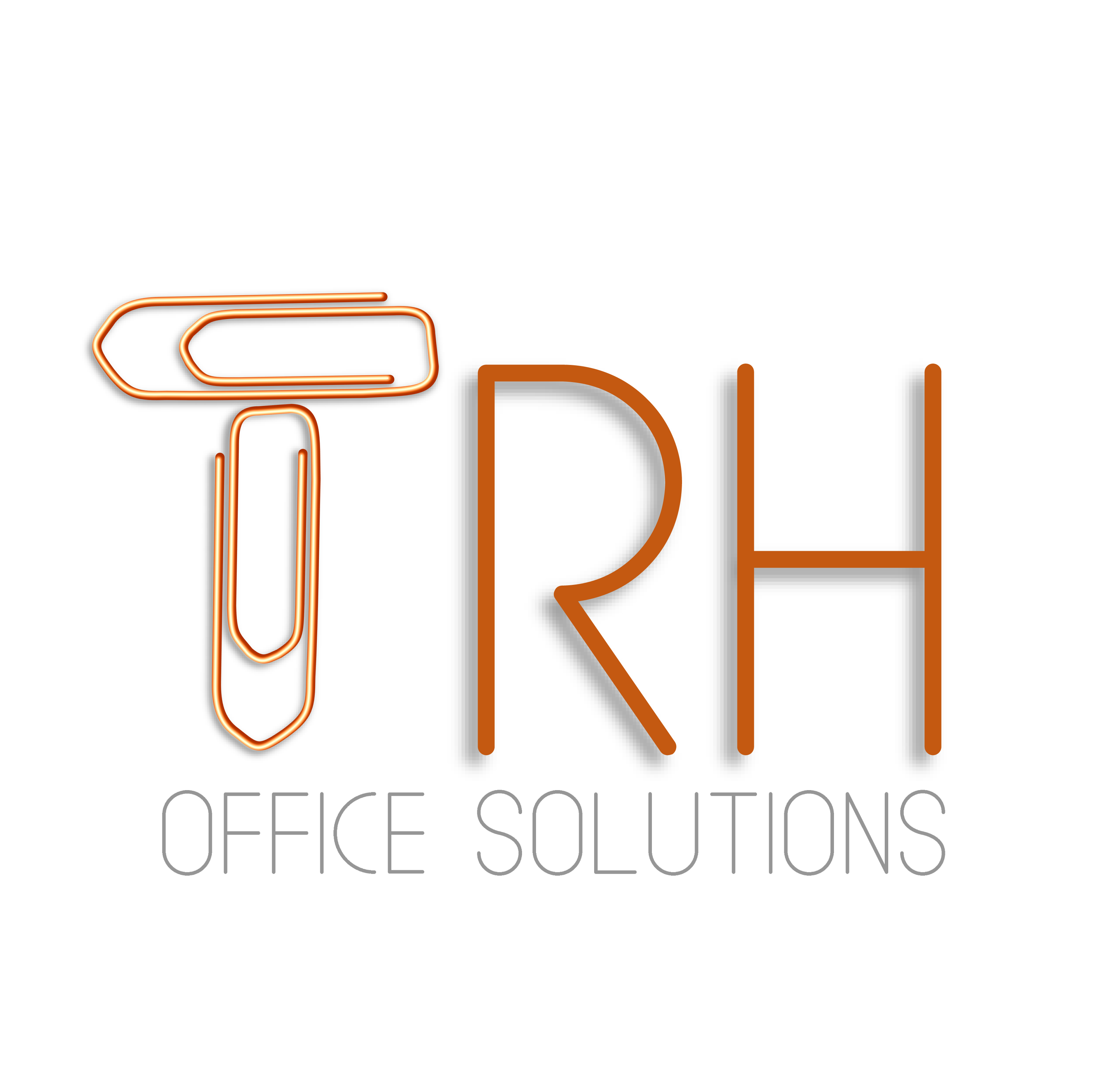 TRH Office Solutions Logo