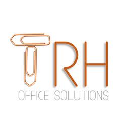 TRH Office Solutions Logo