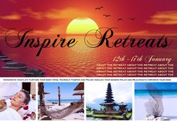 Inspire Retreat Postcard