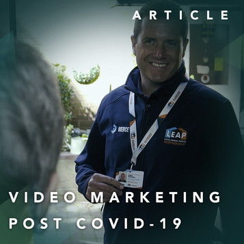 How video marketing can boost your business post-COVID-19.