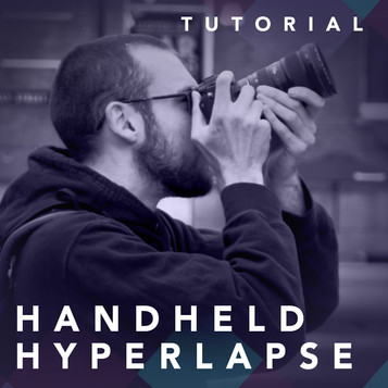 Handheld Hyperlapse Video Tutorial - Works On Any Camera - Premiere Pro & Lightroom Classic