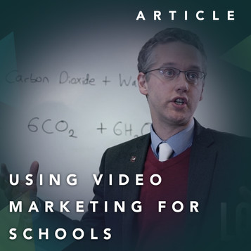 Marketing Your School, College or University with Online Video Post COVID-19.