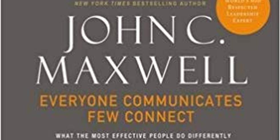Virtual Fall Connections Book Club