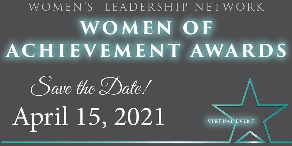 Women of Achievement 2021