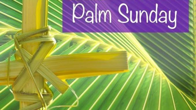 Palm and Prayer Pick-up