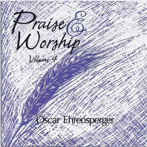 PRAISE & WORSHIP CD VOL. 4