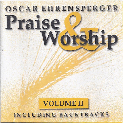 PRAISE & WORSHIP VOL. 2 CD