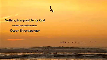 Nothing is impossible for God