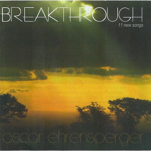 BREAKTHROUGH CD