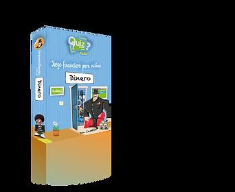 Emprendiendo Quiz para niños (El dinero)