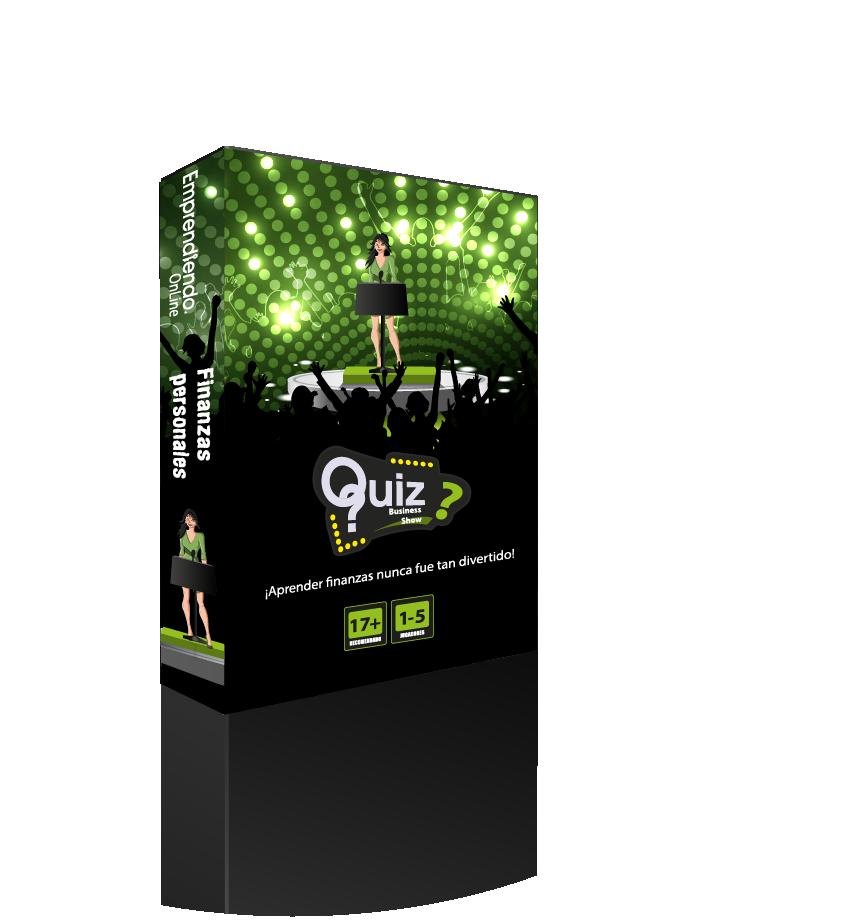 Quiz Business Show Finanzas