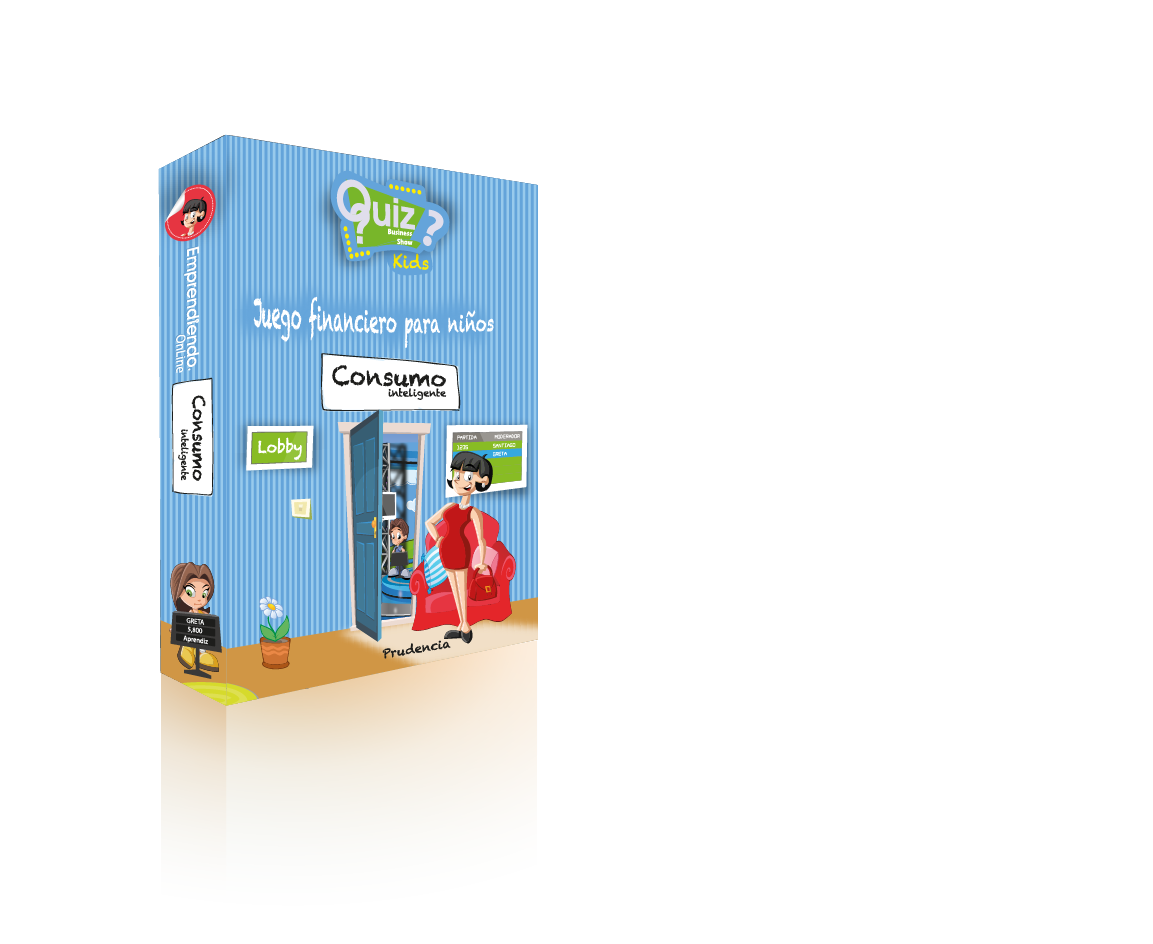 Quiz Business Show Kids -Consumo-