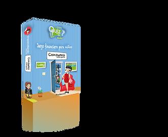 Emprendiendo Quiz para niños (El ahorro)