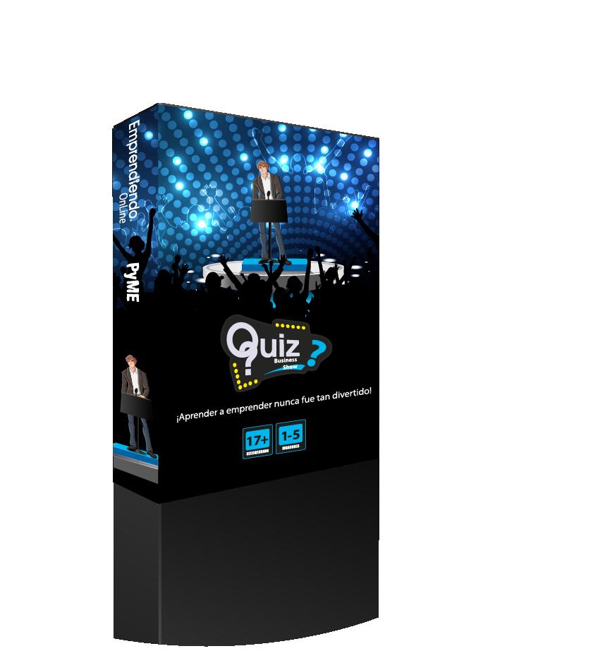 Quiz Business Show PyME
