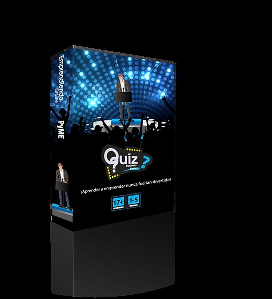 Juego de Mercadotecnia Emprendiendo Quiz Business Show