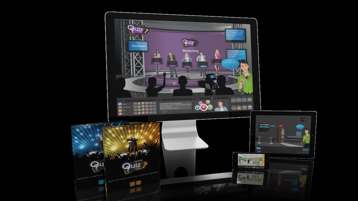 Video Juegos de Trivias de Negocios
