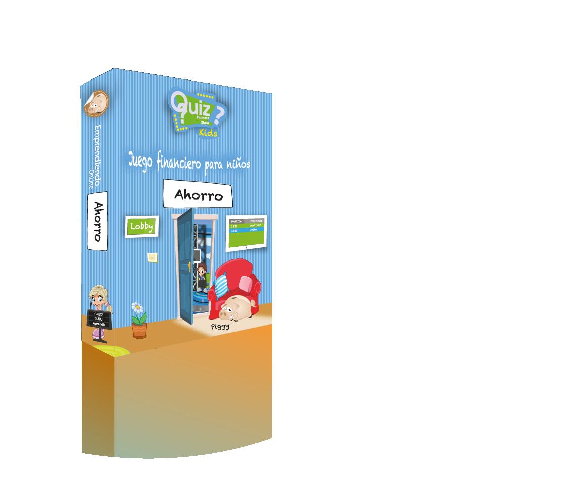 Quiz Business Show Kids -Ahorro-