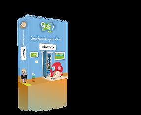 El divertido juego de Emprendiendo para enseñarles a los pequeñitos todo sobre el ahorro.