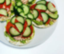 Rice Cakes with Tuna and Salad.jpg