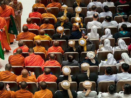 How to pray, talk and act across faiths without betraying your own
