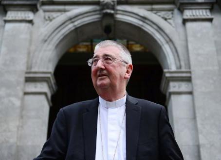 Catholic Archbishop of Dublin hopes more than 50 may be allowed at Sunday Masses