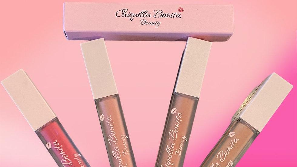 Matte Gloss Lipstick Bundle