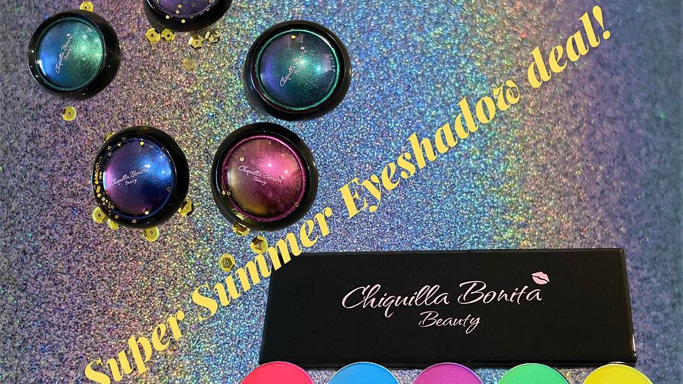 Summer Eyeshadow Bundle