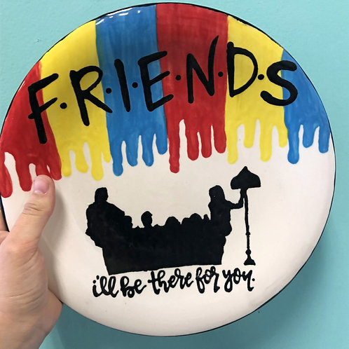 Guided Take Home Kit - Friends