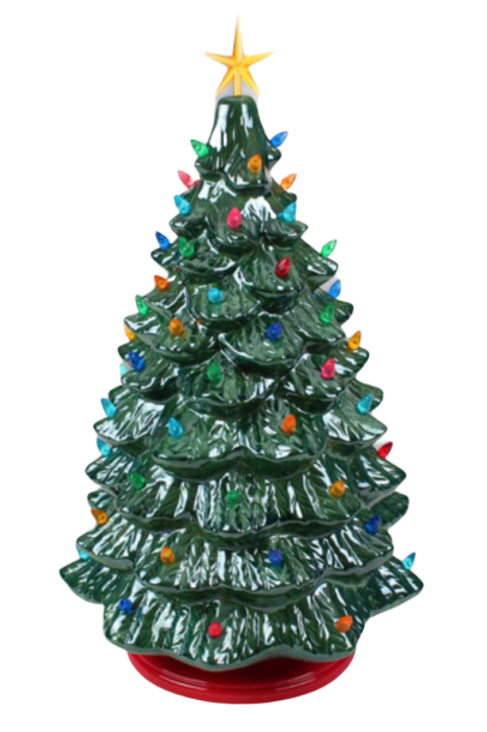 PRE-ORDER - Large Light-up Tree