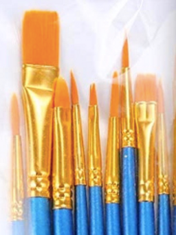 Pack of New Brushes