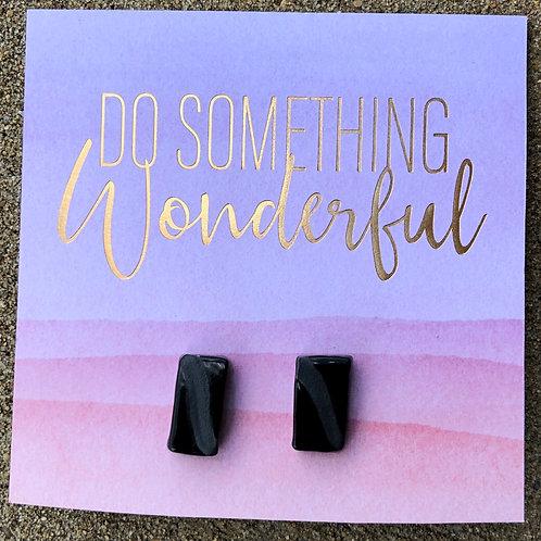 Handmade Clay Earrings -Beverly
