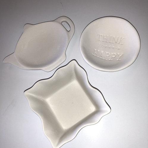 Assorted Small Dish Set 2 Take Home Kit