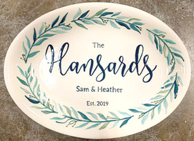 Wedding Platter