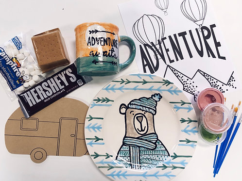 Adventure Take Home Summer Camp Kit