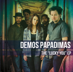 DEMOS LUCKY YOU EP FILE COVER ART ONLYS