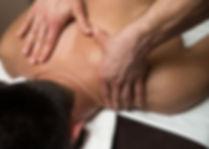 Massage masculin à Paris