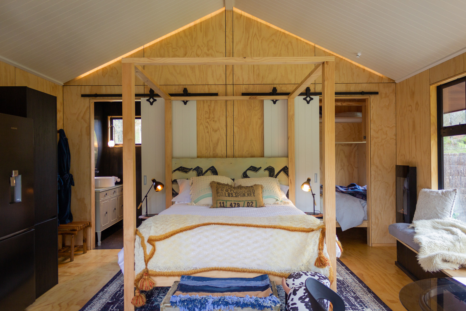 Ripples Retreat handcrafted chalet
