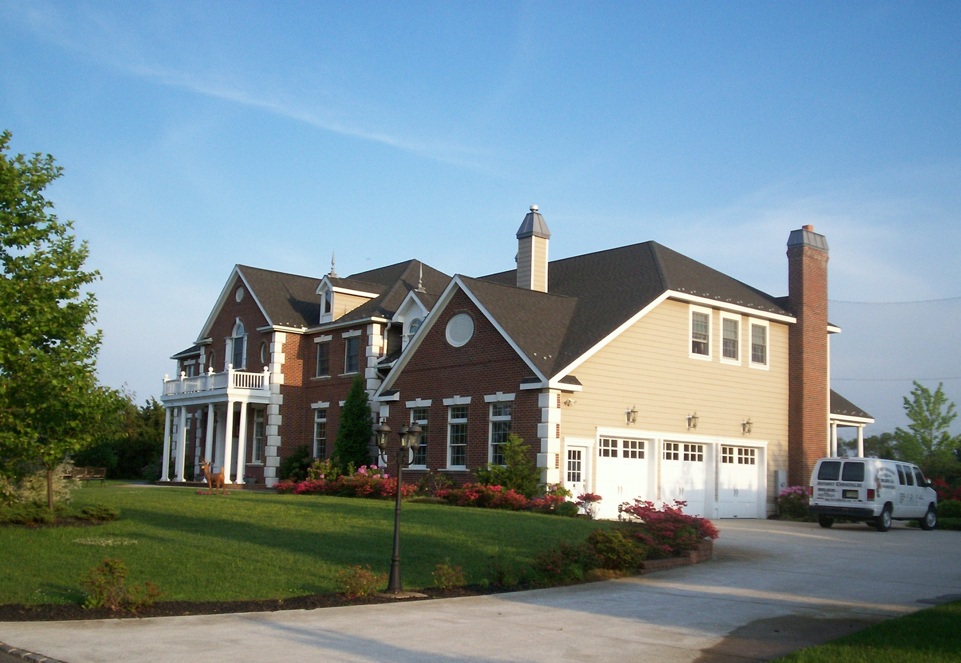 CHRISTALDI BUILDERS EXECUTIVE HOME