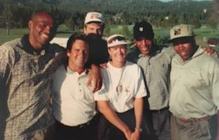 Golfing in Lake Tahoe