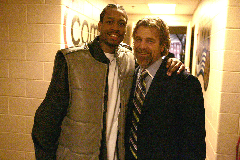 Howard and Allen Iverson