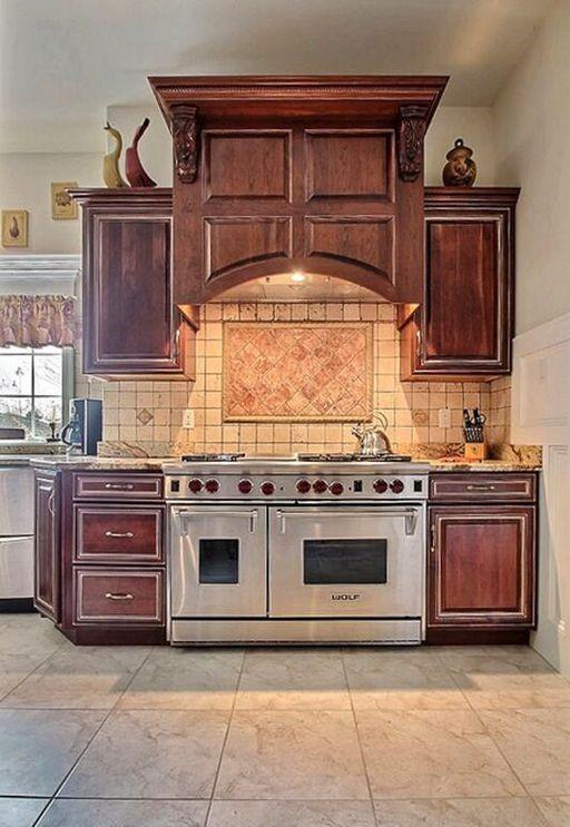 Christaldi Builders Tuscany Kitchen