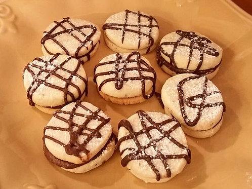Walnut Sandwich Cookie