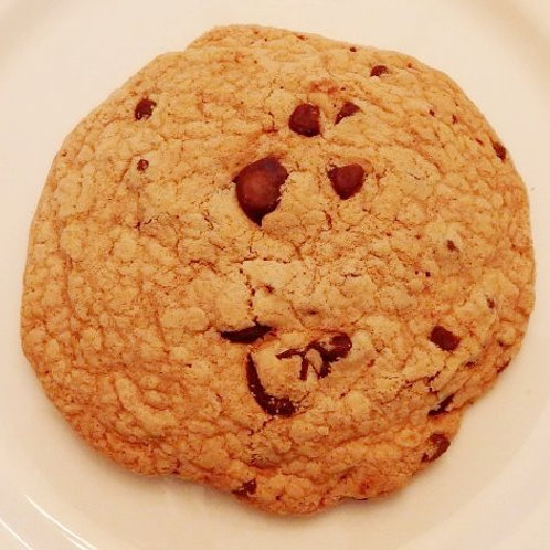 Jumbo Chocolate Chip Cookies (sold individually)