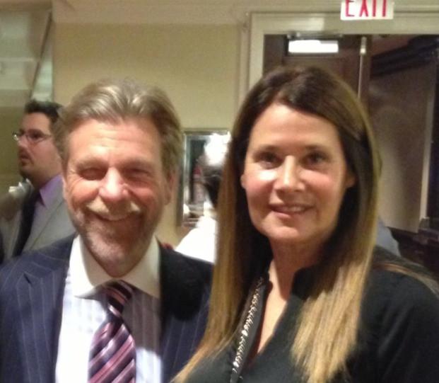 Howard and Lorraine Bracco